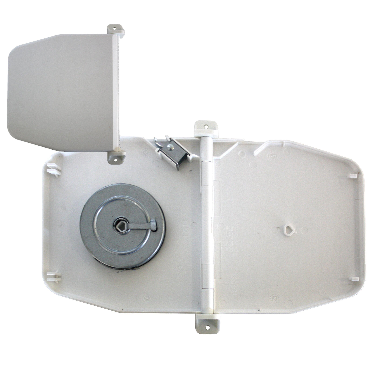 Hoe vervang ik de handbediening van mijn rolluik?